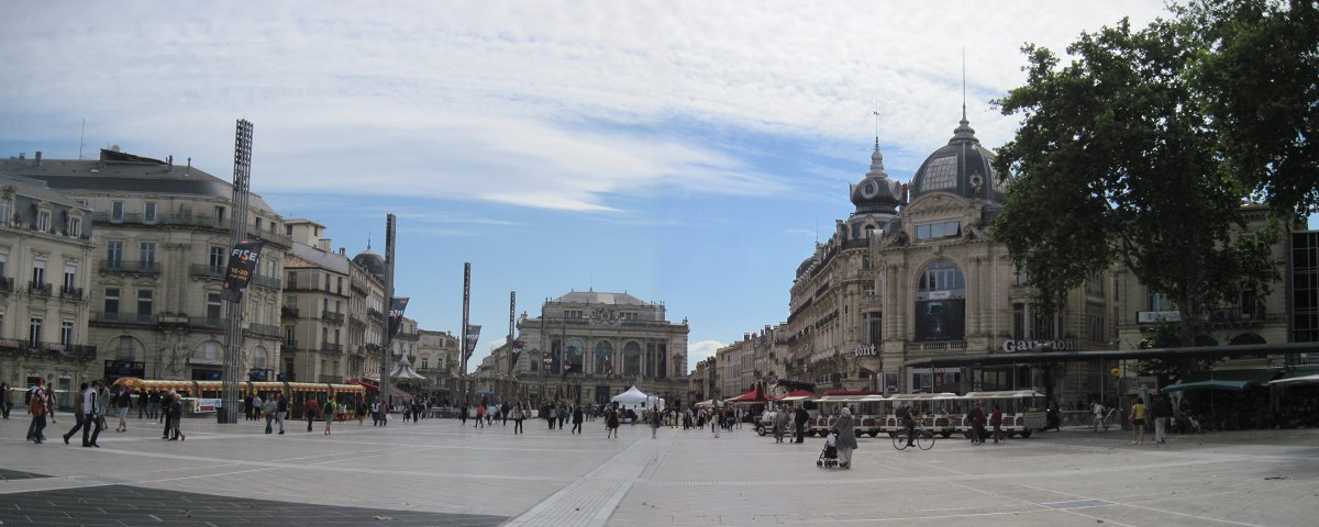 Paillotes Montpellier